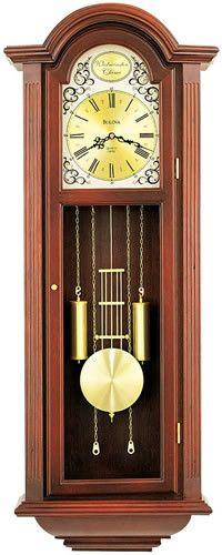 """0-000370>42""""h Tatianna Chiming Wall Clock"""