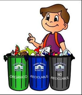 "Disposición de los Residuos Sólidos ""Institución Educativa América grado 7°A"": octubre 2012"