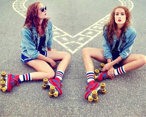47 best images about Rockin Rebel Roller Skates on Pinterest | Girls Short shorts and Rollers