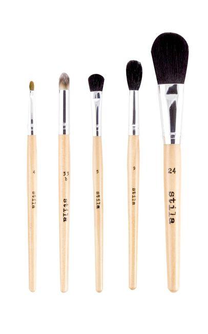 Makeup Tools: Stila Makeup Brush Set.