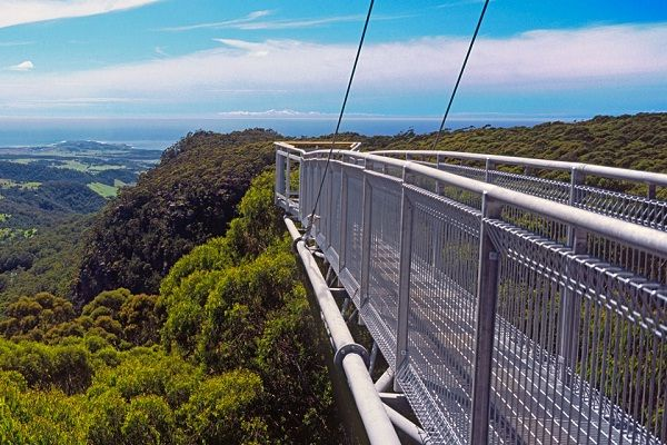 Illawarra-Breathtaking viewing platforms around the world