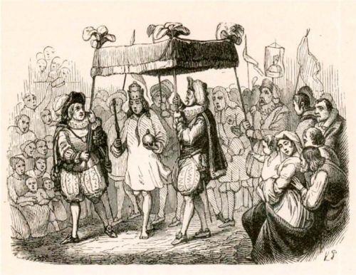 El traje nuevo del emperador (Keiserens nye Klæder), también conocido como El rey desnudo, es un cuento de hadas danés escrito por Hans Christian Andersen y publicado en 1837 como parte de Eventyr, Fortalte for Børn (Cuentos de hadas contados para niños). La historia es una fábula o apólogo con un mensaje de advertencia: «No tiene por qué ser verdad lo que todo el mundo piensa que es verdad», o, también, «No hay preguntas estúpidas».
