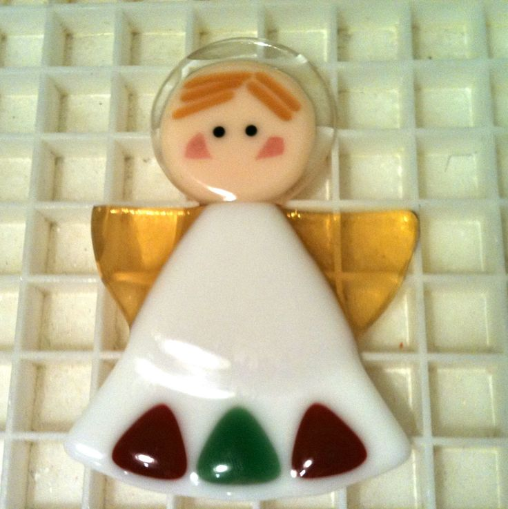 360 Fusion Glass Blog: Gearing Up for the Holidays with Fused Glass Ornaments