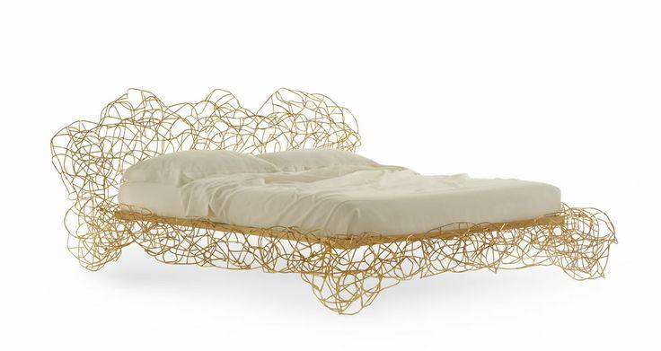 Corallo Bed (Edra) Salone del mobile 2013