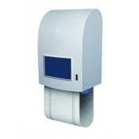 Old Fashioned Cloth Towel Dispenser