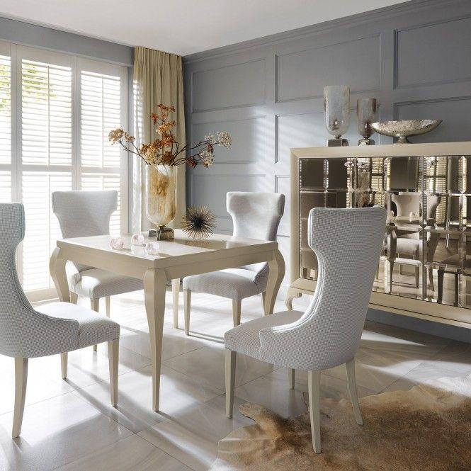 """Jadalnia Divy"" | Novelle - Home Couture - Dobrodzień - meble stylowe, meble klasyczne, producent mebli, meble włoskie"