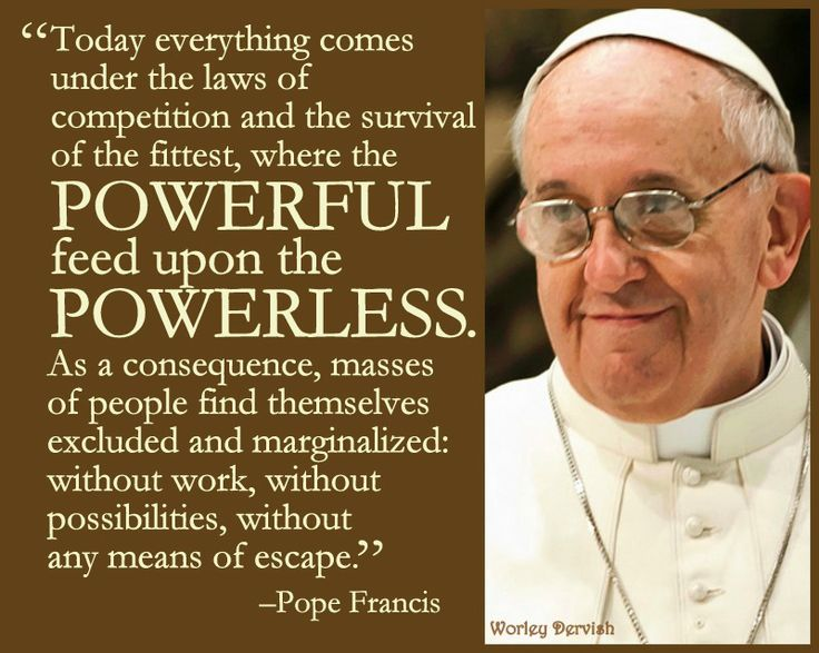 Quotes Pope Francis And Animals Quotesgram: Quotes From Pope Francis. QuotesGram