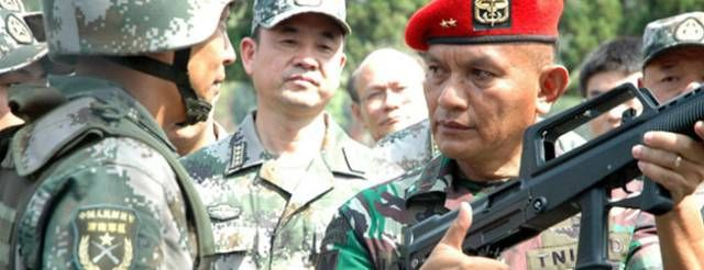 10 Bulan Dilatih TNI AD,Tentara Brunei Pecundangi Singapura   UPDATERS