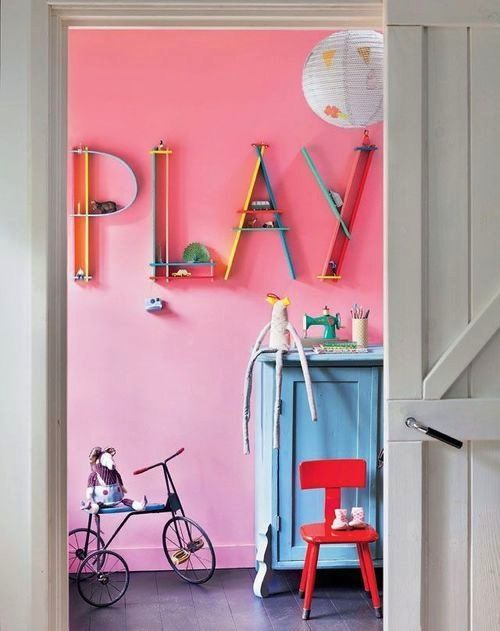 42 best ROOM: Playroom images on Pinterest | Play rooms, Child room ...