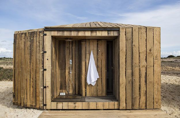 1st Cabin the shower - Aires Mateus - Comporta - Portugal