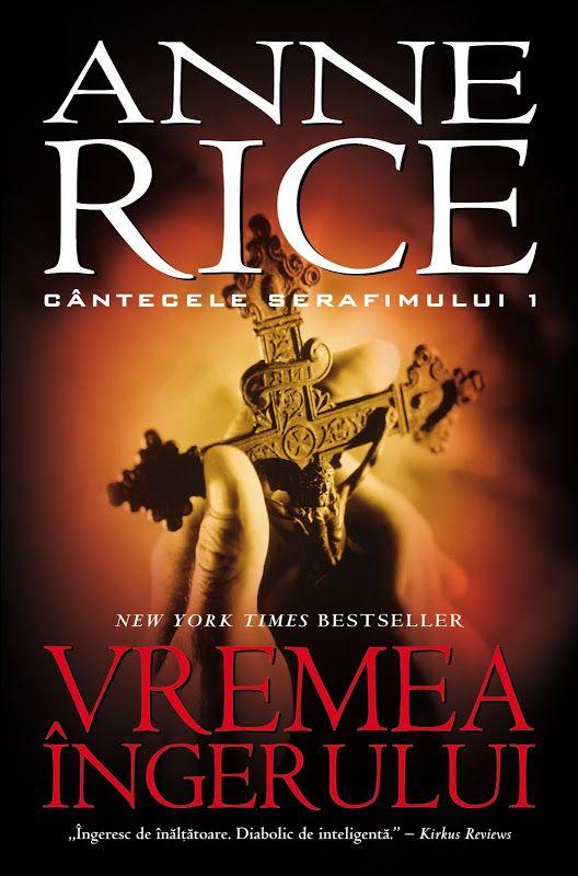 Cântecele Serafimuluieste un roman de tip thriller metafizic despre îngeri și criminali. Roman la categoria bestseller în New York Times, el a fost scris de celebra autoareANNE RICEși este alcătuit din două volume