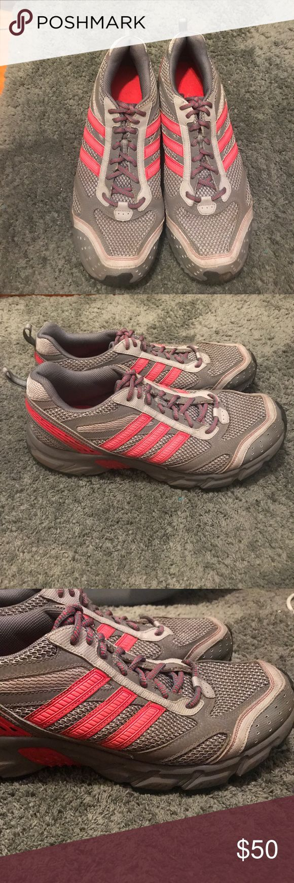 Adidas Women's Hiking Shoes Size 11 Adidas women's day hiking/trail running shoe. Only used once, excellent shape. adidas Shoes Sneakers
