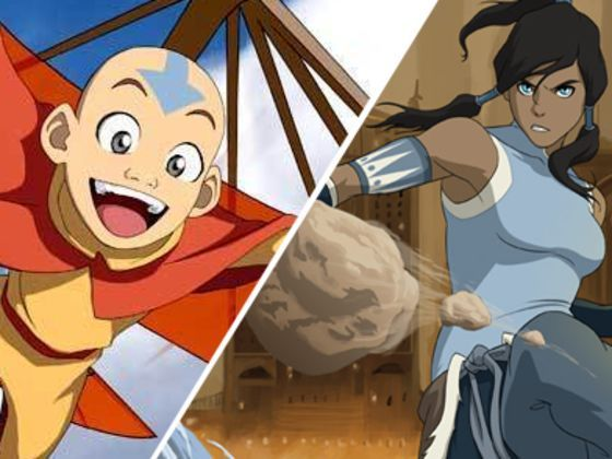 "Are You More Like Aang From ""Avatar: The Last Airbender"" Or Korra From ""The Legend Of Korra""?"