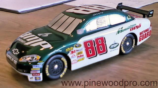 NASCAR Car Design