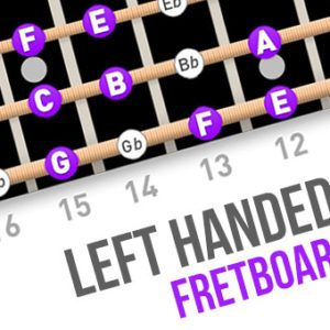 Left Handed Bass Guitar Notes                                                                                                                                                                                 More