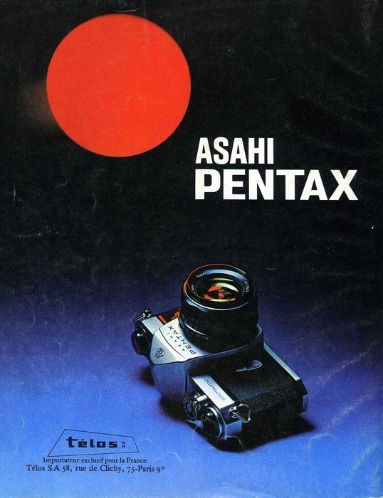 Asahi Pentax Spotmatic...ah the seventies, great machine