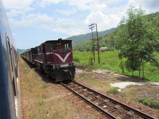 Da Nang to Hue by train