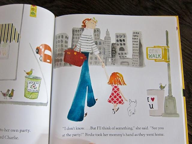 birdie's big girl dress book