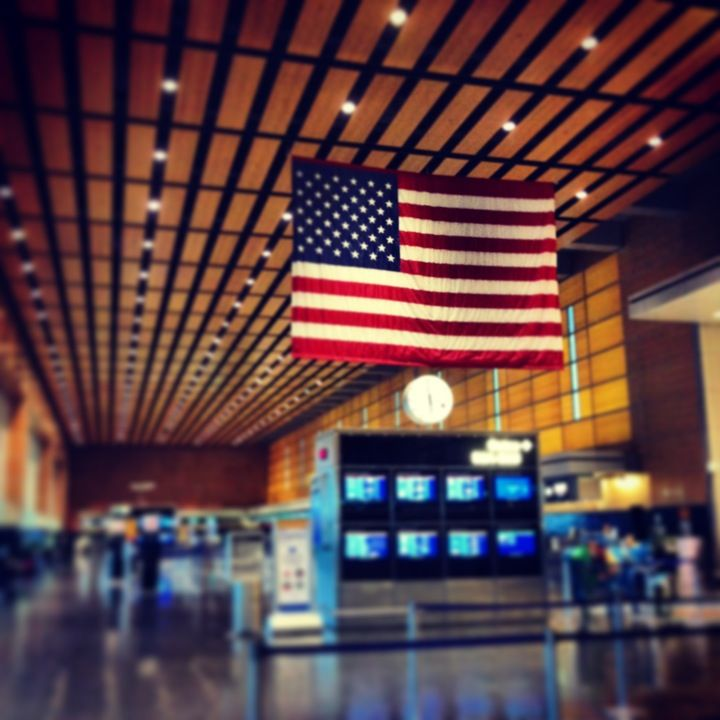Boston Logan International Airport (BOS) in Boston, MA