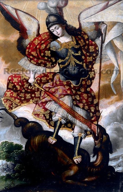 #Angels|St Michael - #The Archangel