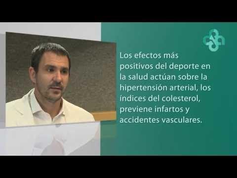 Charla: Beneficios de la actividad física en la salud. - YouTube