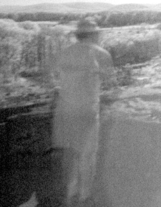 фотографии призраков в реальной жизни под водой честь