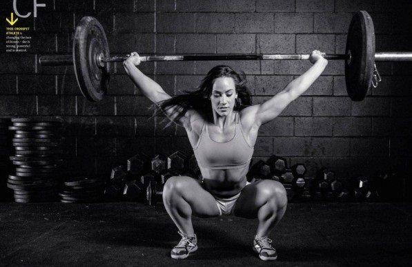 5 Tips voor beginnende vrouwelijke crossfitters en lifters