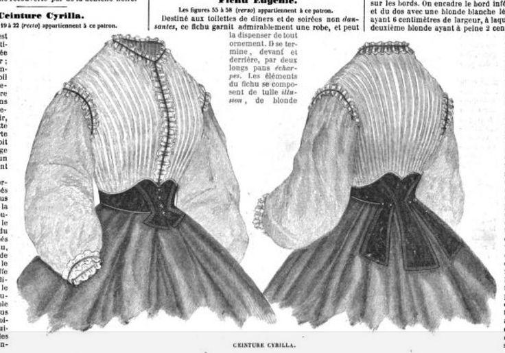 26 besten corsets Bilder auf Pinterest   18. jahrhundert, Atelier ...