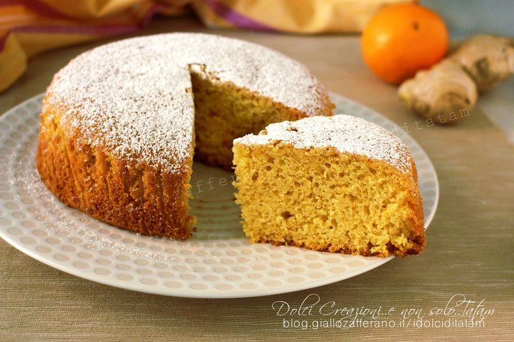 La Torta alle arance spremute è davvero particolare: si prepara senza burro, senza uova e senza latte per un risultato sorprendente e golosissimo!