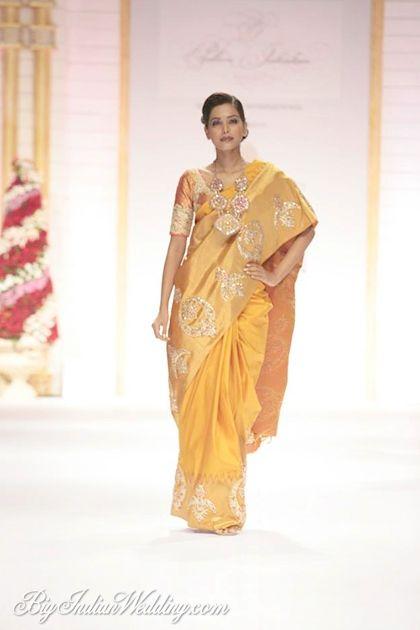 Pallavi Jaikishan designer saree collection