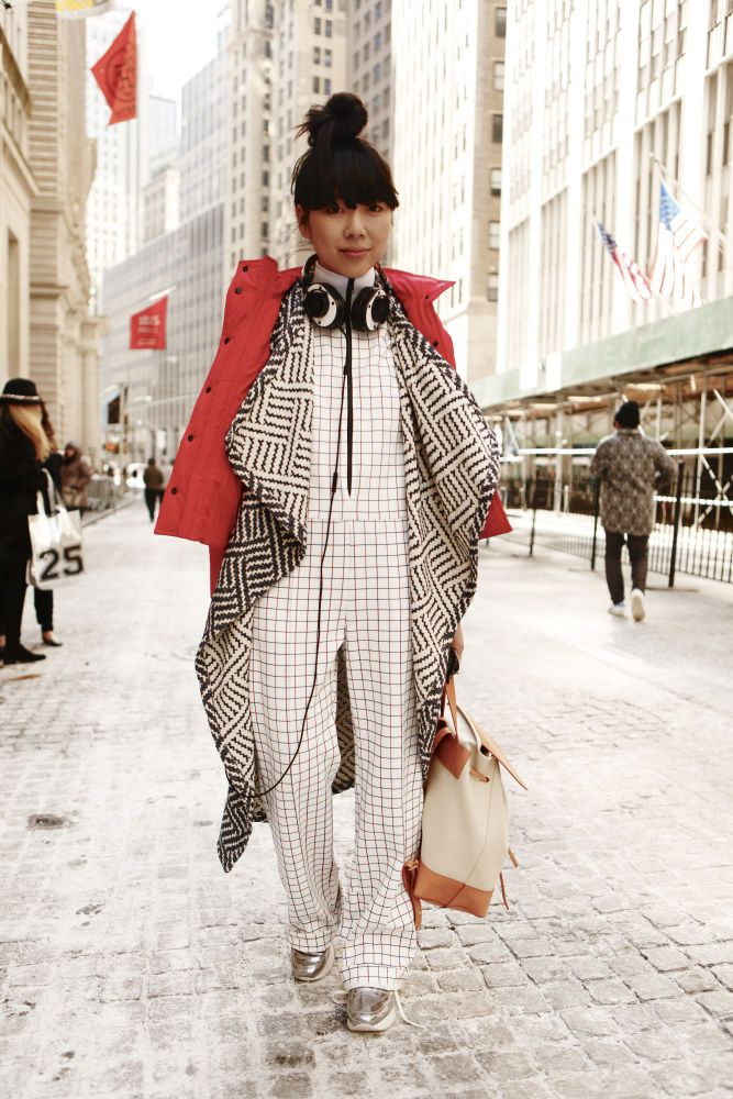 The Best Street Style From Day 4 of New York Fashion Week