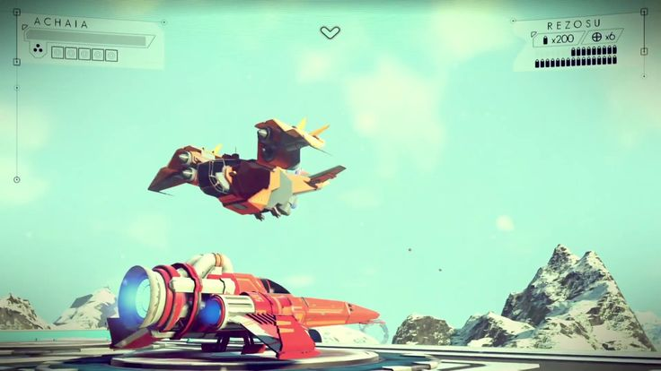 awesome No Man's Sky Gameplay Demo (PS4) (60 FPS)