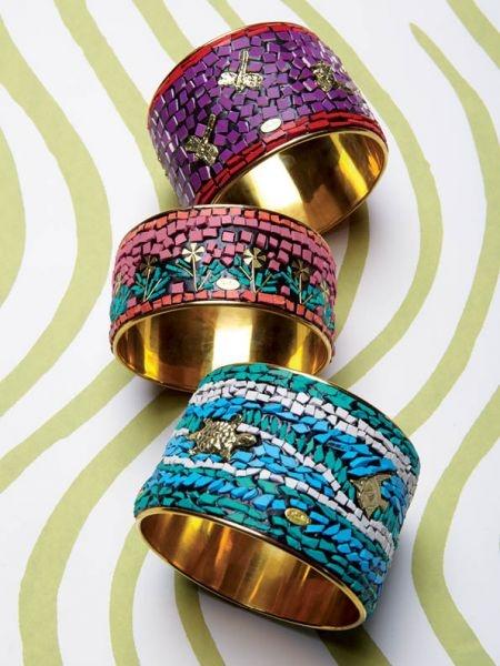 summer bangles - Sodini bijoux
