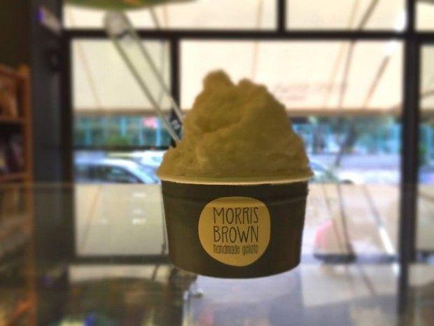 Το καλό παγωτό θέλει μεράκι, πάνφρεσκες πρώτες ύλες, παρεΐστικη ατμόσφαιρα και άπειρη φαντασία και ο Morris το ξέρει καλά αυτό.