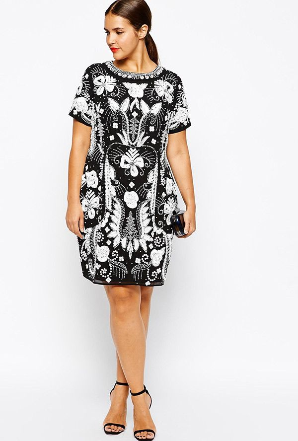 Chic Dress For Special Occasions Plus Size Cocktail