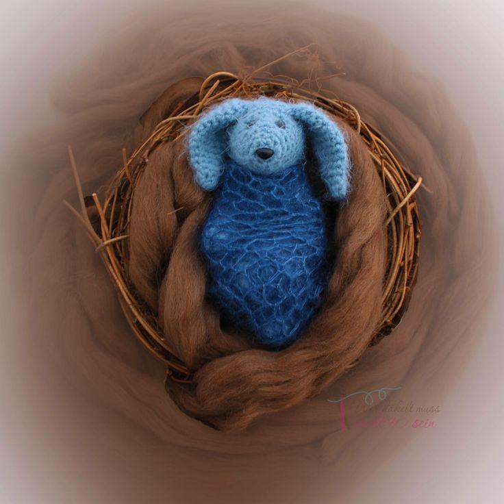 Gehäkelter Hase / Crochet Bunny