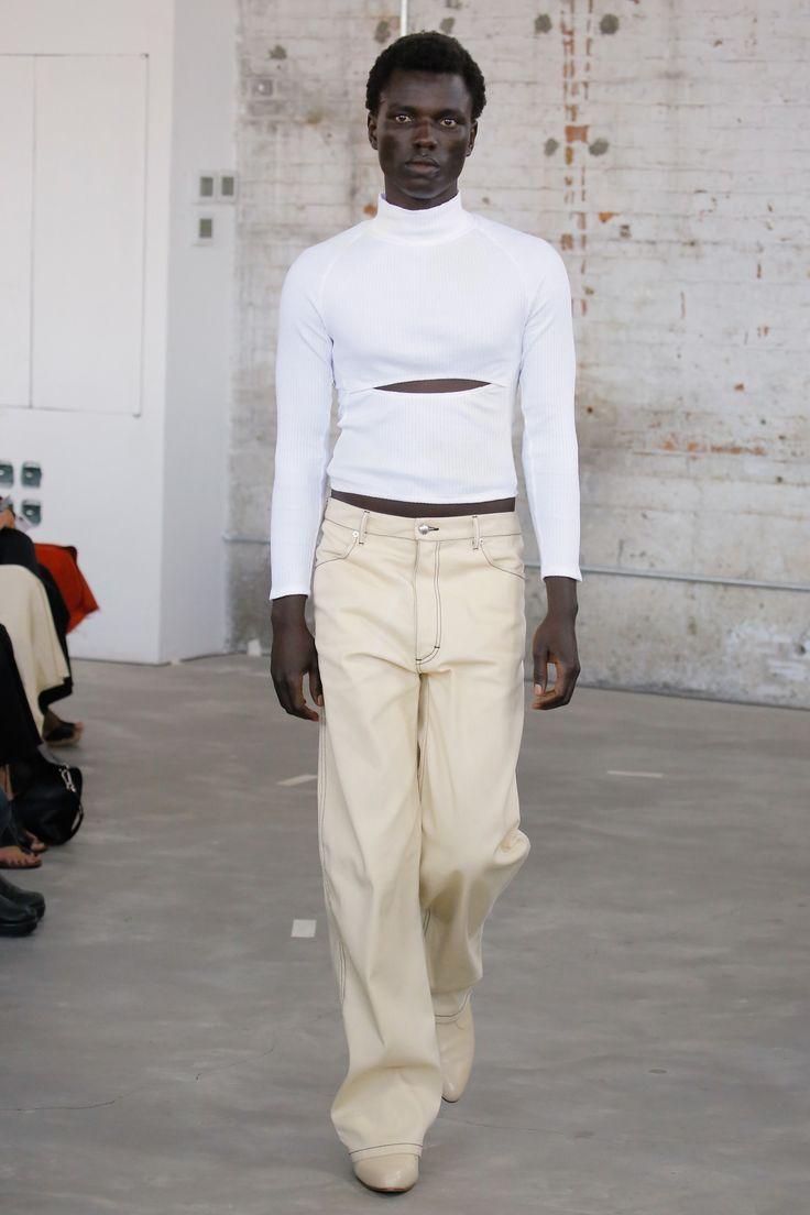Eckhaus Latta Spring 2018 Ready-to-Wear Collection Photos - Vogue