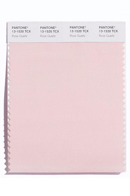 Rose Quartz: Pantone Spring 2016 Colors