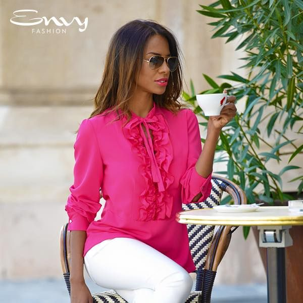 Dolce vita - Édes élet Elegancia és stílus az Envy-től!   Envy Fashion- Corvin sétány Itt megtalálod a stílusod! Pink blúz