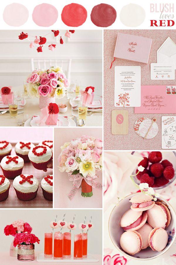 blush / red