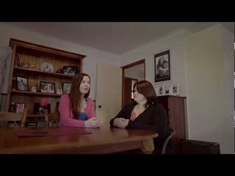 Care Aware - Courtney's Story - 17 year old Courtney cares for her mother who lives with #MS