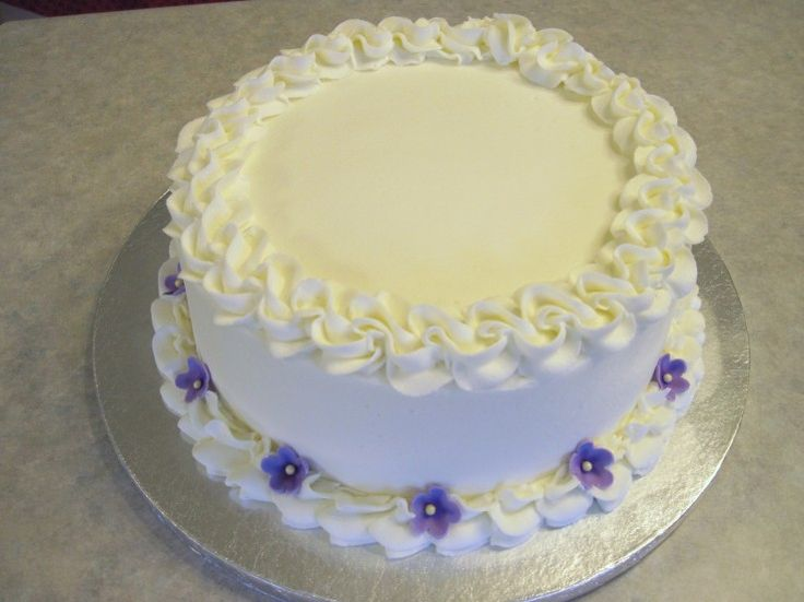 Buttercream Boarder Added By Eileen S On May 19 2011 At