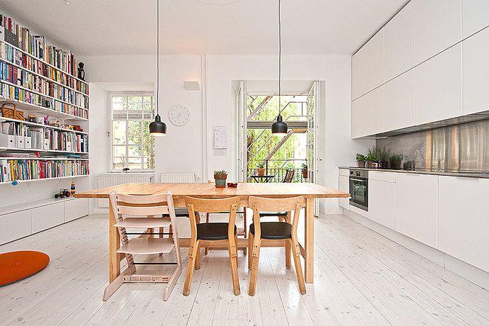 17 beste idee n over lange smalle keuken op pinterest smal kookeiland kleine kookeilanden en - Idee outs semi open keuken ...