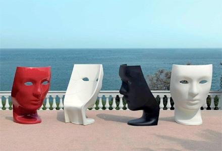 Driade Nimo chair