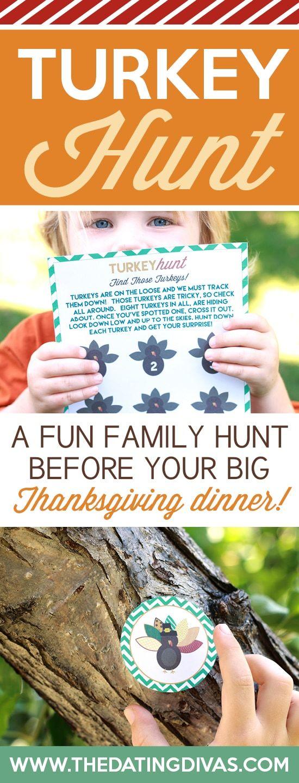 Thanksgiving Family Turkey Hunt