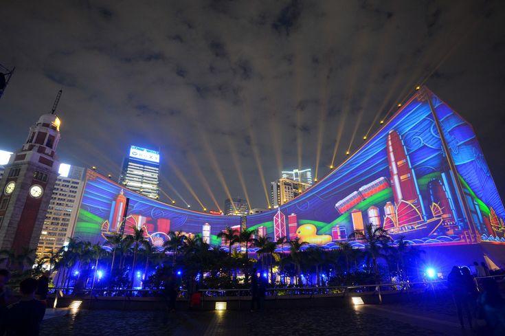 香港パルス