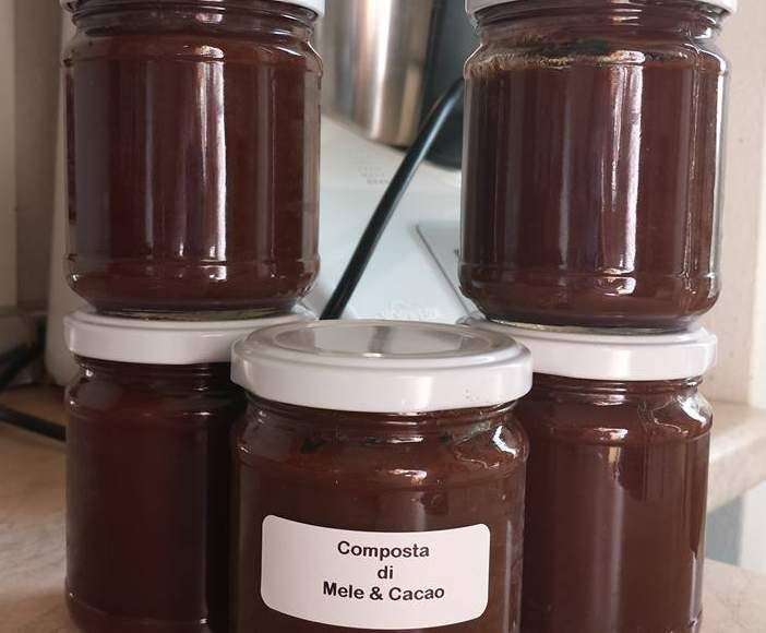 Marmellata di Mele & Cacao