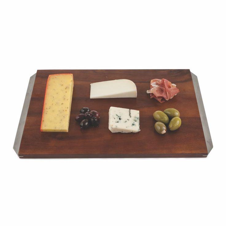 Viski Acacia Wood Cheese board