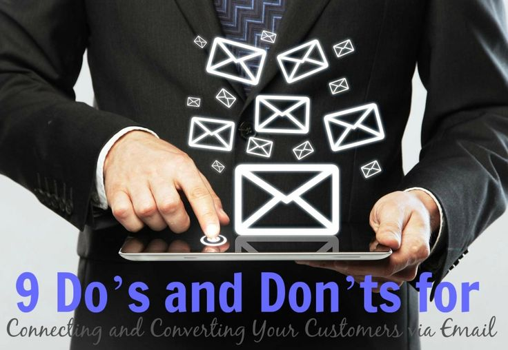 How to convert your customers using email