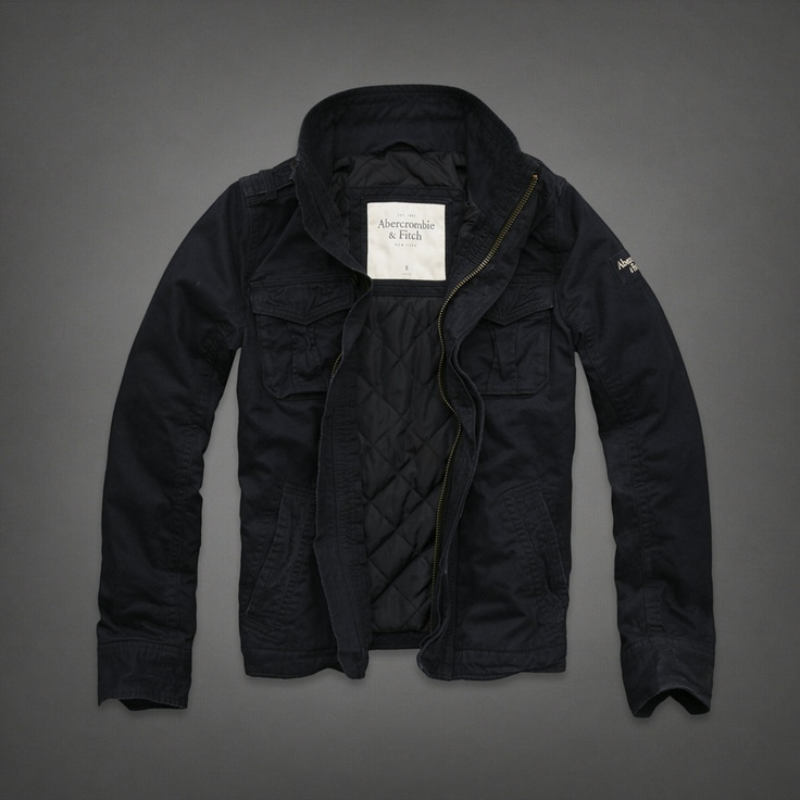 Abercrombie - mens goodnow mountain jacket